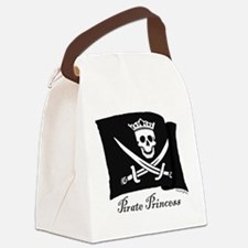 Calico Jackie Canvas Lunch Bag