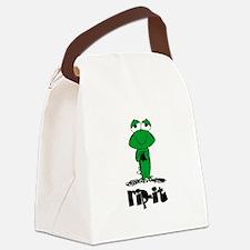 Rip It - Yarn Frog Canvas Lunch Bag