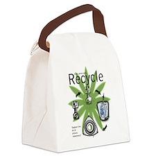 Cute Mazda rx8 Canvas Lunch Bag