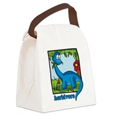 Herbivore Canvas Lunch Bag