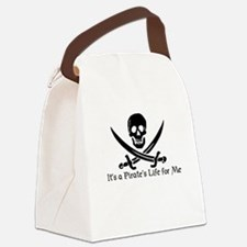 Jolly Roger (S) Canvas Lunch Bag