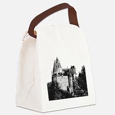 Cute Romanian Canvas Lunch Bag