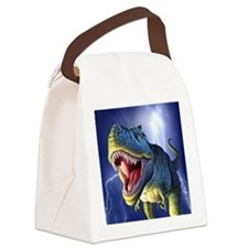 T-Rex 5 Canvas Lunch Bag