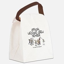 Wedding Crew Member Canvas Lunch Bag