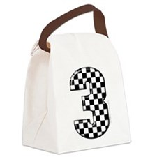 auto racing #3 Canvas Lunch Bag