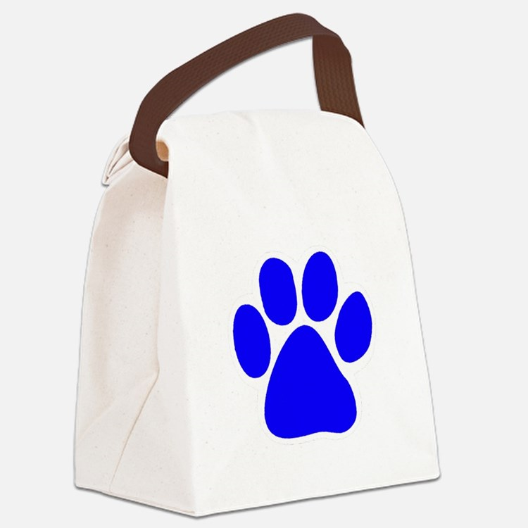 Cute Clues Canvas Lunch Bag