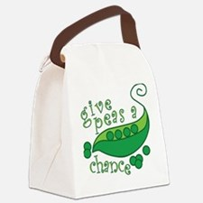 Cool Chance Canvas Lunch Bag
