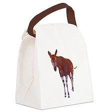 okapi 3 Canvas Lunch Bag