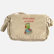 WRITER2.png Messenger Bag