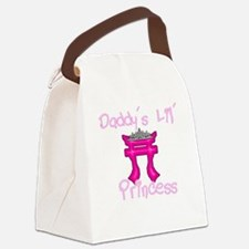 Cute Daughter Canvas Lunch Bag