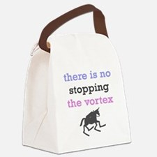 No stopping the vortex Canvas Lunch Bag