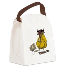 Cute Terms Canvas Lunch Bag