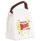 High school musical Canvas Lunch Bag