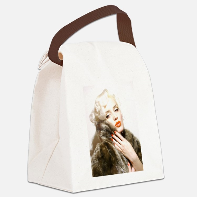 Cute Edwards Canvas Lunch Bag
