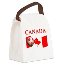 TEAM CANADA WORLD CUP Canvas Lunch Bag