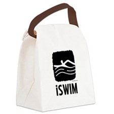 ISWIM Canvas Lunch Bag