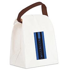 INTERNAZIONALE Canvas Lunch Bag
