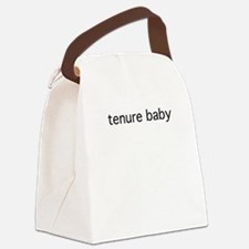 tenure baby Canvas Lunch Bag