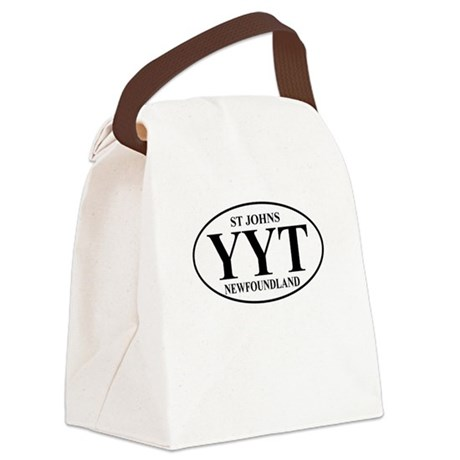 St Johns Canvas Lunch Bag