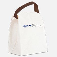 Formula 1 Finland Canvas Lunch Bag