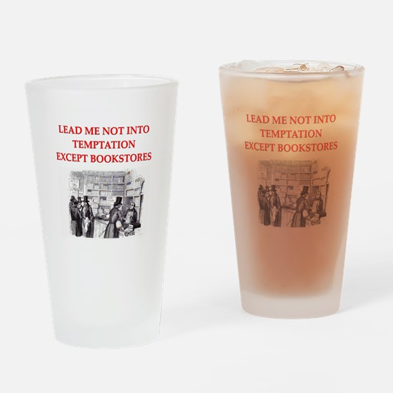 temptation Drinking Glass