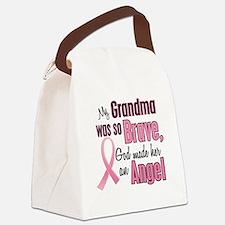 Angel 1 (Grandma BC) Canvas Lunch Bag