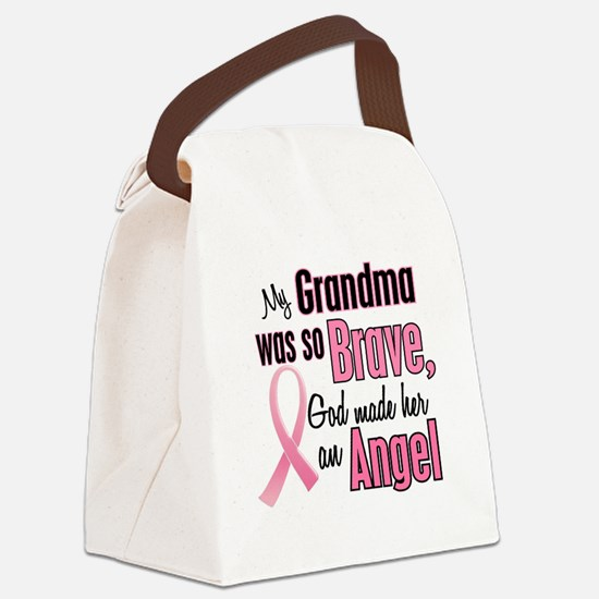 Angel 1 (Grandma BC) Canvas Lunch Bag