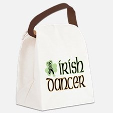 Irish Dance Canvas Lunch Bag