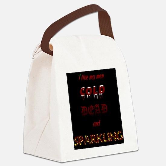 Cute Twilight fans Canvas Lunch Bag