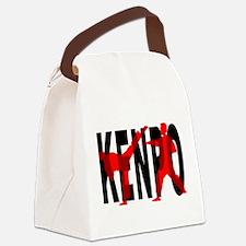 Cute Kenpo karate Canvas Lunch Bag