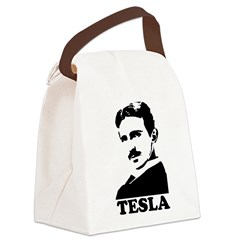 Tesla Canvas Lunch Bag