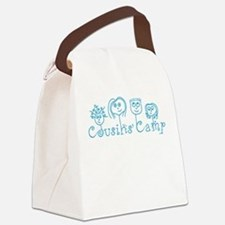Cousins' Camp Canvas Lunch Bag