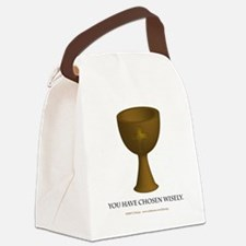 Holy Grail Canvas Lunch Bag