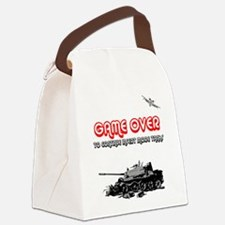 A-10 Warthog Canvas Lunch Bag