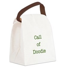 Call of Doodie Canvas Lunch Bag