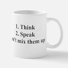 Don't mix them up Mug