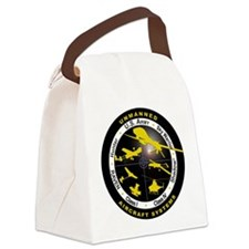 UAS Kids Stuff Canvas Lunch Bag