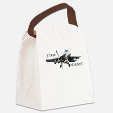F/A-18 Hornet Canvas Lunch Bag