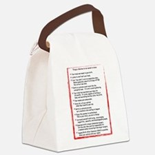 Cool Midwife Canvas Lunch Bag