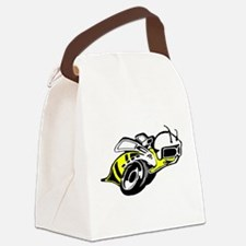 SUPER BEE 2 Canvas Lunch Bag