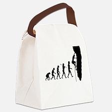 RockClimber06 Canvas Lunch Bag