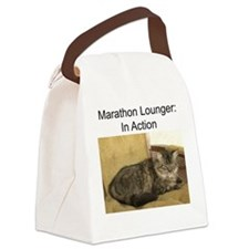 Marathon Lounger Canvas Lunch Bag