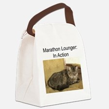 Marathon Lounger Canvas Lunch Bag