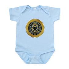 Rhode Island Seal Infant Bodysuit