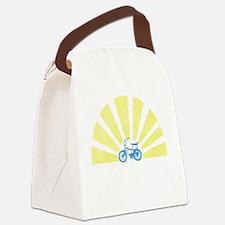 Sunshine Stingray Canvas Lunch Bag