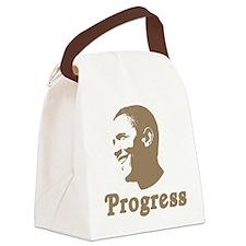 Obama for Progress Canvas Lunch Bag