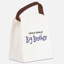 Only Child - Big Brother 2 Canvas Lunch Bag