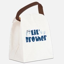 I'm A LiL Brother Canvas Lunch Bag