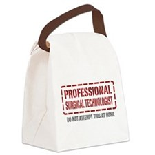 Professional Surgical Technologist Canvas Lunch Ba