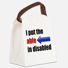 Able Canvas Lunch Bag